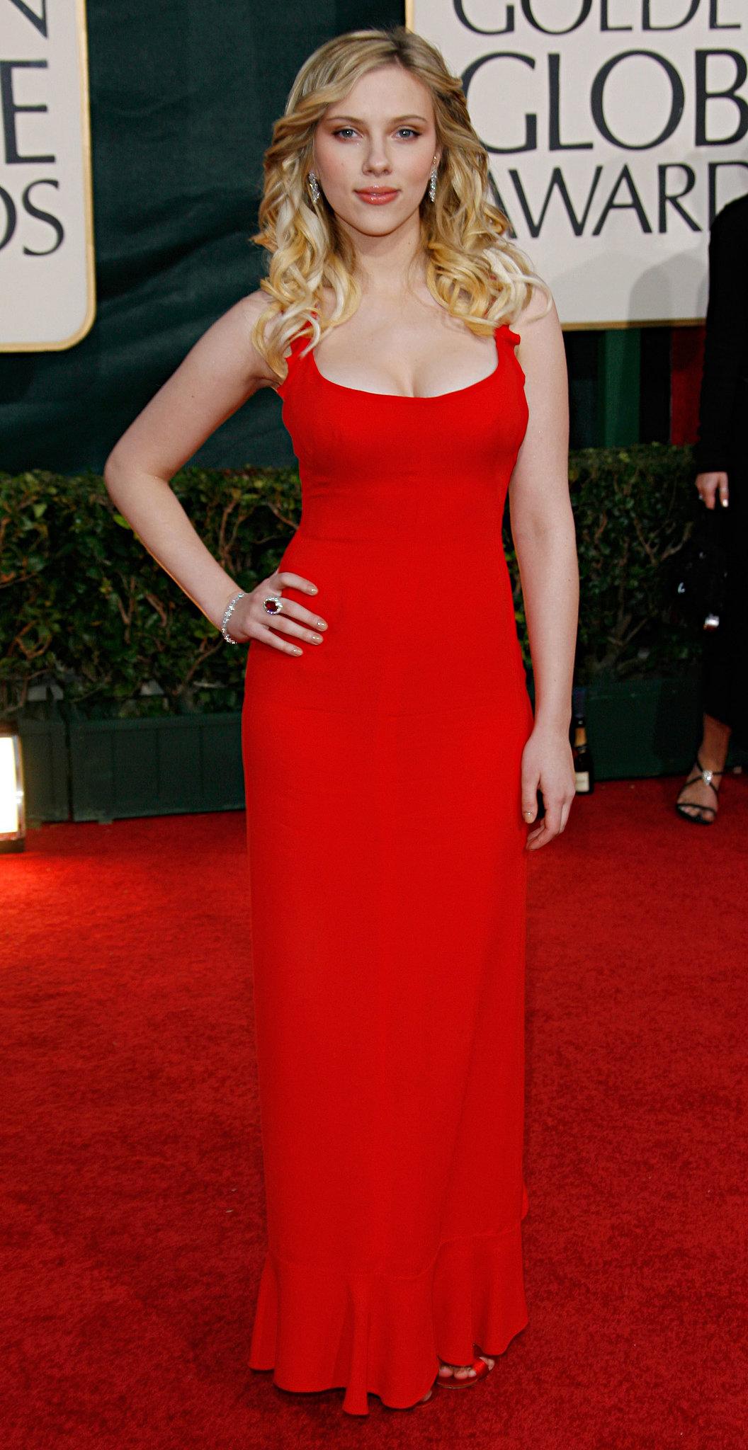 Scarlet Red Dresses