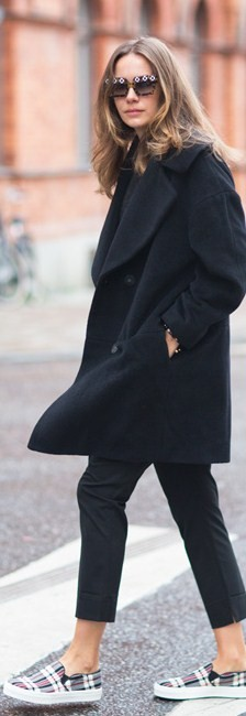 Favorite Black Coat