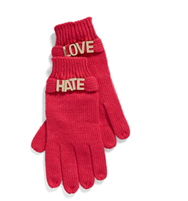 BCBG Generations Love Hate Gloves