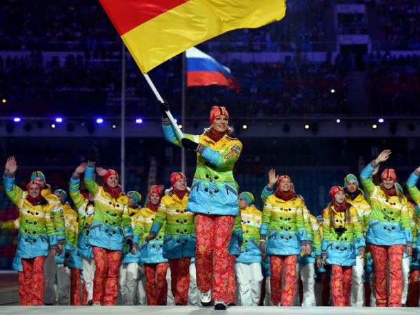 Sochi Olympics 2014 Fashion