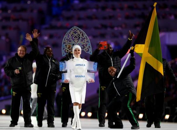 2014 Jamaica Sochi Olympics